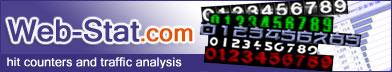 Web-Stat web traffic analysis