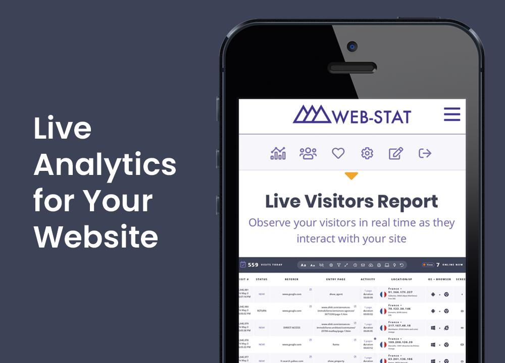 Web-Stat Web Traffic Analytics